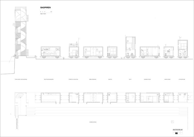 Martabgarciaescribano proyectos 7 proyectos 8 for Muebles a escala 1 50 para planos